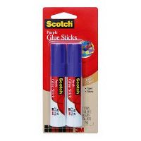 SCOTCH 6108 GLUE STICKS 7.08G PACK 2