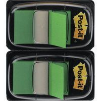 POST-IT 680-3-24CP FLAGS GREEN CABINET PACK 24