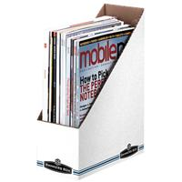 FELLOWES BANKERS BOX MAGAZINE FILE FOOLSCAP