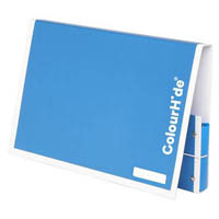 COLOURHIDE MY HANDY DOCUMENT BOX A4 BLUE