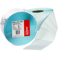 AVERY 937501 THERMAL ROLL LABEL 100 X 73MM PACK 2000