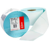 AVERY 937504 THERMAL ROLL LABEL 105 X 150MM PACK 1000