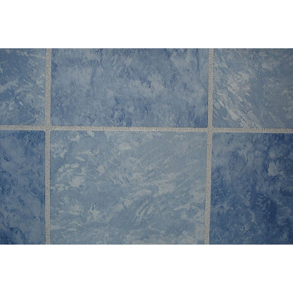 CONTACT BOOK COVERING 1.5M X 450MM BLUE MARBLE TILE | Memo Office ...