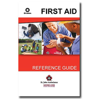 ST JOHN GUIDE TO FIRST AID