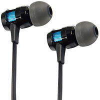 KENSINGTON IN EAR HEADPHONES WITH MICROPHONE