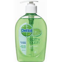 DETTOL HANDWASH ANTI-BACTERIAL LIQUID CLASSIC PUMP 250ML