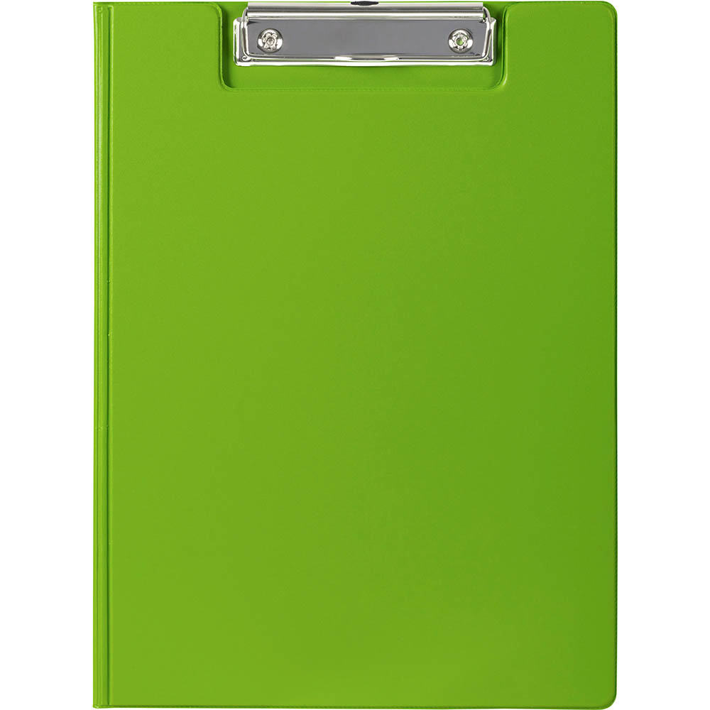 Image For MARBIG CLIPFOLDER PE A4 SUMMER LIME GREEN From Challenge Office  Supplies
