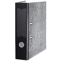 MARBIG LEVER ARCH FILE A4 BLACK MOTTLE