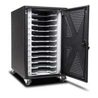 KENSINGTON AC12 CHROMEBOOK CHARGING CABINET BLACK