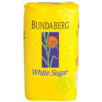 BUNDABERG 6501 WHITE SUGAR 1KG BAG