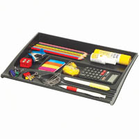 MARBIG ENVIRO DESK DRAWER TIDY BLACK