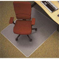 MARBIG CHAIRMAT RECTANGULAR 1160 X 1520MM
