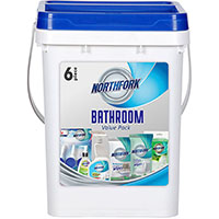 NORTHFORK BATHROOM VALUE BUCKET