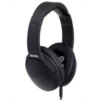 MOKI NOISE CANCELLATION HEADPHONES BLACK