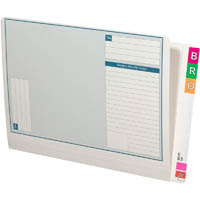 AVERY 46710 LATERAL NOTES FILE STANDARD BOX 100