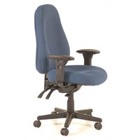 BURO PERSONA EXECUTIVE CHAIR NAVY