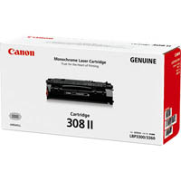 CANON CART308II TONER CARTRIDGE BLACK