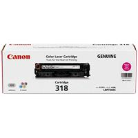 CANON CART318M TONER CARTRIDGE MAGENTA