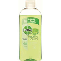 DETTOL ANTIBACTERIAL REFRESH LIQUID WASH REFILL 500ML