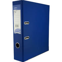 INITIATIVE LEVER ARCH FILE PP A4 BLUE