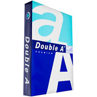 DOUBLE A SMOOTHER A3 COPY PAPER 80GSM WHITE 500 SHEETS