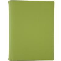 DEBDEN COMPENDIUM A4 PU FASHION GREEN