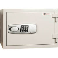 DEFIANCE ELECTRONIC SAFE 1 HOUR FIRE RESISTANT 27.5 LITRE 57KG 360(H)MM