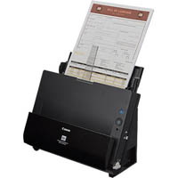 CANON DR-C225WII IMAGEFORMULA WIFI DOCUMENT SCANNER