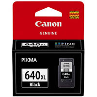 CANON PG640XL INK CARTRIDGE BLACK