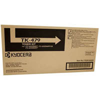 KYOCERA TK479 TONER CARTRIDGE BLACK