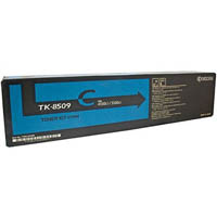 KYOCERA TK8509C TONER CARTRIDGE CYAN