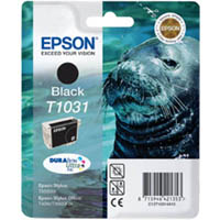 EPSON T1031 INK CARTRIDGE HIGH YIELD BLACK