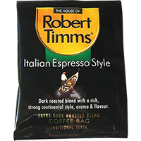 ROBERT TIMMS COFFEE ITALIAN ESPRESSO PACK 100