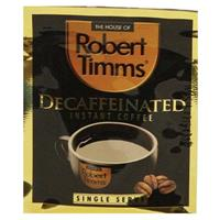 ROBERT TIMMS COFFEE DECAFFEINATED PACK 500