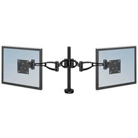 FELLOWES MONITOR DUAL ARM ADJUSTABLE
