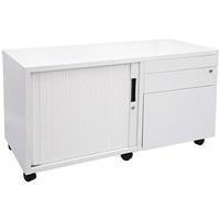 RAPIDLINE MOBILE CADDY LEFT HAND 1050 X 460 X 570MM WHITE CHINA