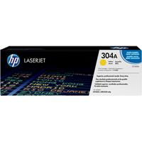HP CC532A 304A TONER CARTRIDGE YELLOW