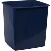 ITALPLAST TIDY BIN 15 LITRE ANTIQUE BLUE