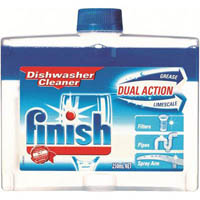 FINISH DISHWASHER CLEANER INTENSIVE CLEAN AND CARE 250ML