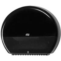 TORK T1 JUMBO TOILET ROLL DISPENSER BLACK
