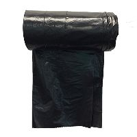 REGAL HEAVY DUTY BIN LINER 240 LITRE BLACK ROLL 10
