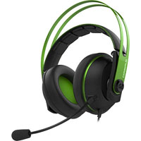 ASUS CERBERUS V2 GAMING HEADSET BLACK/GREEN