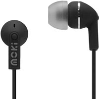 MOKI DOTS NOISE ISOLATION EARBUDS BLACK