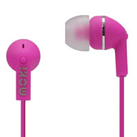 MOKI DOTS NOISE ISOLATION EARBUDS PINK