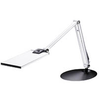 ERGO-LIFE ULTRA THIN LED TASK LIGHT WHITE