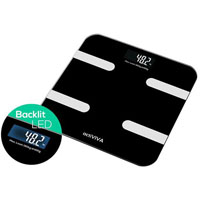 MBEAT ACTIVIVA BLUETOOTH BMI AND BODY FAT SMART SCALE