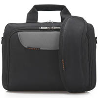 EVERKI ADVANCE IPAD/TABLET/ULTRABOOK BRIEFCASE 11.6 INCH BLACK