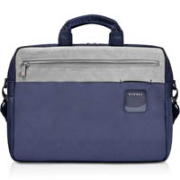 EVERKI CONTEMPRO COMMUTER LAPTOP BRIEFCASE 15.6 INCH NAVY