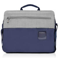EVERKI CONTEMPRO LAPTOP SHOULDER BAG 14.1 NAVY