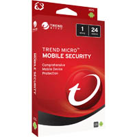 TREND MICRO MOBILE SECURITY 2017 24 MONTHS 1 DEVICE